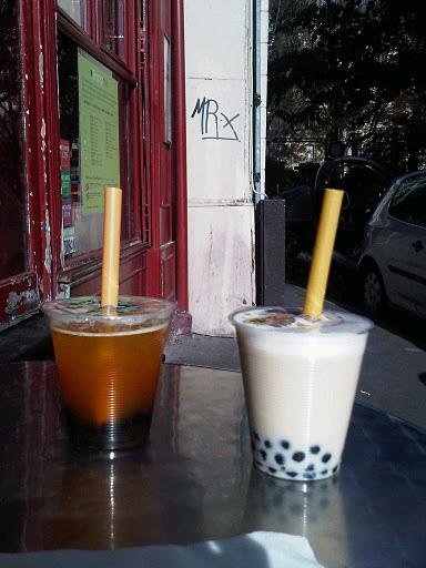 Cafe Taiwanais Rue Saint Anne