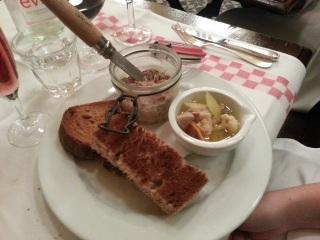 Pot de la Cuisinière lyonnaise - Bistrot Aux Lyonnais, Paris 2ème