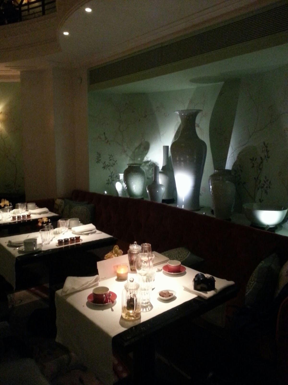 restaurant la bauhinia h tel shangri la paris 16 me france koko soko. Black Bedroom Furniture Sets. Home Design Ideas