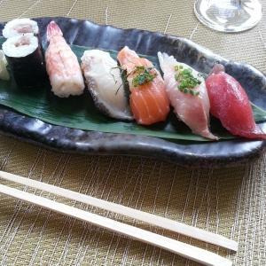Assortiment de nigiri sushi, Sushikai - Beaune