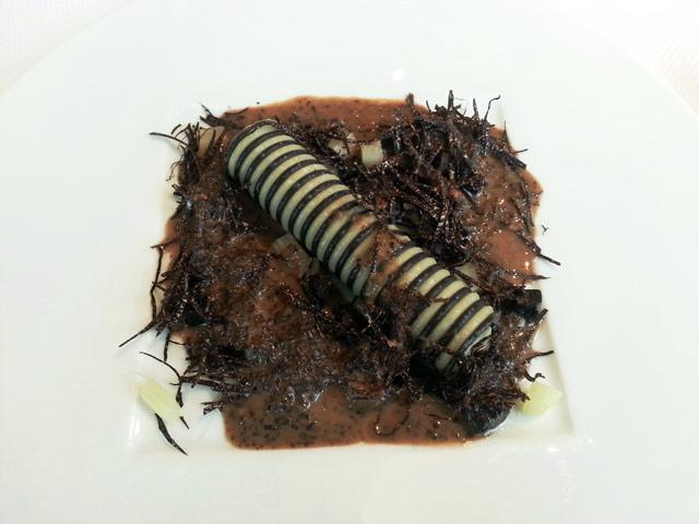 Truffe et cardons - Benoît Violier