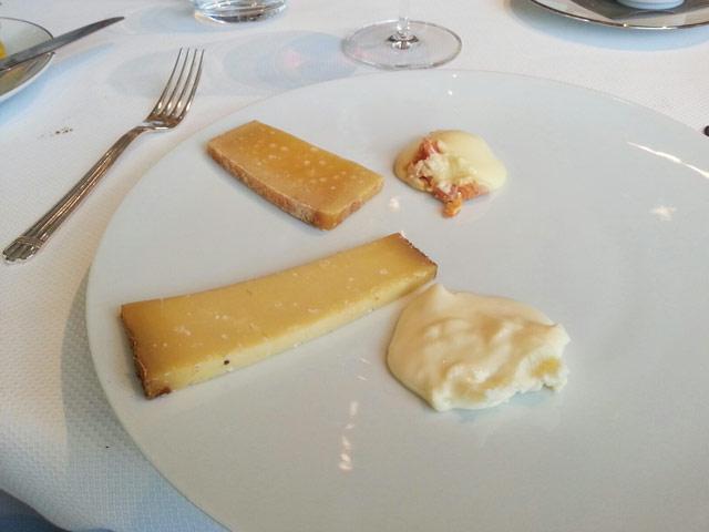 Sélection de fromages - Benoît Violier