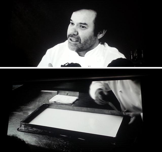 Michel Troisgros  Omnivore 2014