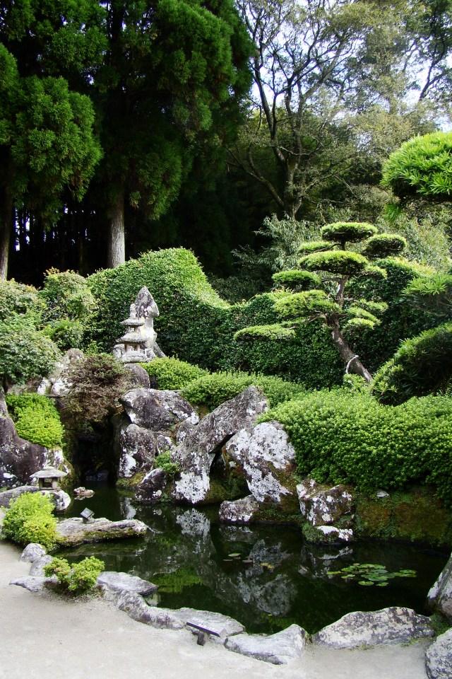 Les jardins de Chiran - Japon