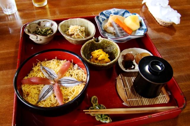 Plateau repas - Chiran - Japon