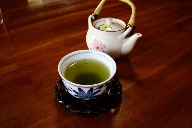 Le célèbre thé vert de Chiran - Japon